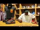 for sale Black History Month Shoe Reviews KD V, AF1 Foamposite, Lebron X, Kobe 8.mp4