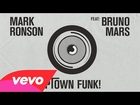 Mark Ronson feat. Bruno Mars - Uptown Funk (Audio)