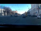 Auto ongelukken in Rusland winter   Car Crash Compilation 2014 winter 13