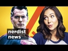 What Superman's New Look Means For BATMAN V SUPERMAN! (Nerdist News w/ Jessica Chobot)