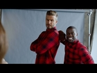 David Beckham and Kevin Hart star in new H&M autumn 2015 campaign (trailer)