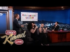 Aaron Paul Surprises His Wife on Her Birthday