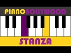 Zoobi Doobi [3 Idiots] - Easy PIANO TUTORIAL - Stanza [Both Hands]