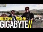 GIGABYTE - SIMON SAYS (BalconyTV)