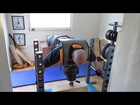 video diary day 8 correct way of using ALEC home multi gym