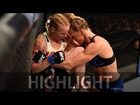 Holly Holm vs. Valentina Shevchenko - UFC Fight Night Highlights
