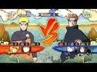 NARUTO SHIPPUDEN Ultimate Ninja STORM 3 Naruto Vs Pain
