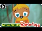 Crocodil & Monkey - Kinginipoocha - Malayalam Animation [HD]
