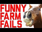 Funny Farm, Cowgirl and Redneck Fails Compilation | By FailArmy