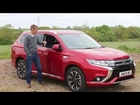 Hacking the Mitsubishi Outlander PHEV SUV