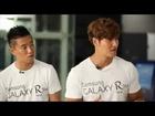 RUNNING MAN - Samsung Galaxy R Mission Kim Jong Kook, Lee Kwang Soo, Kang Gary and SISTAR Hyorin