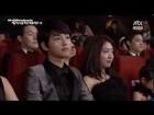Song Joong Ki at 2013 Baeksang Arts Awards