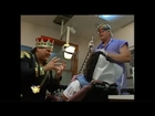 Isaac Yankem DDS debut promos *VERY RARE* - 1995