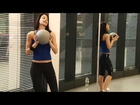 Exercise Gym Tutorial Perfect Total Body Medicine Ball Workout