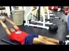 Medicine Ball - Training NY Kingsway Gym 2010 - Part 2