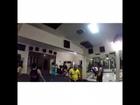 Nadine Chandrawinata Boxing training feature at Kemang Fight Gym