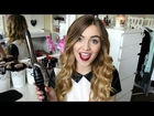 How I Curl My Hair Using Enrapture Encode Totem Hair Styler