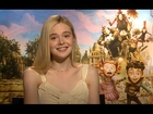 The Boxtrolls Trailer & Cast Interviews: Elle Fanning & Ben Kingsley Bring Their Characters to Life!