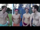 University of Nottingham naked hockey team