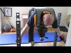 video diary day 11 using ALEC home multi gym