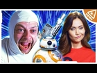 Who's Andy Serkis Playing in STAR WARS 7? (Nerdist News w/ Jessica Chobot)