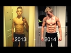 16 Year Old Incredible Body Transformation! (Calisthenics) - Bar Brothers DK
