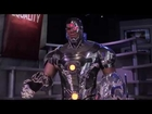 Justice League Battle for Metropolis POV SIx Flags Over Texas