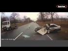 Car Crash: Stupid Car Accident