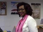 Women networking  --  of Mrs  Nadine  Hagen -  UK