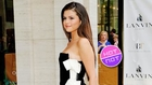 Selena Gomez Black And White Fashion At American Ballet Gala (VIDEO)