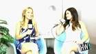 Lucy Hale Chats 'Road Between' Debut Album! (BEHIND THE SCENES)