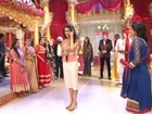 Shraddha Kapoor and Sidharth Malhotra  Promotes Ek Villain on the Se of Zee Tv Serial  Kumkum Bhagya