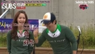 111002 [Eng Sub] Running Man E063 - Kwang Soo and Yuri Sings