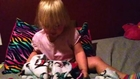 Toddler Can't Fall Asleep Without Her iPad