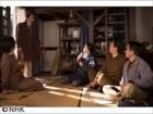 2014年3月19日(水)連続テレビ小説 ごちそうさん(141)「チョッコレイトな開戦」  め以子(杏)の蔵の改修を、藤井(木本武宏)と大村(徳井優)が手伝いにくるが竹元(ムロツヨシ)まで現れる。奇想天外なイメージを膨らませる竹元に悠太郎を思うめ以子。