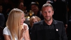 Chris Martin Hangs with Ex Amid JLaw's Nude Photo Scandal