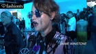 Giles Front Row Spring 2015 ft Mary Charteris, Daisy Lowe | London Fashion Week | FashionTV