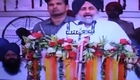 Sukhbir Badal speech - Jung e Azadi - Yaadgaar - functions - kartarpur