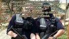 Policja sexy që morri pjesë në aksion në Lazarat