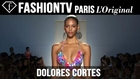 Dolores Cortes Swimwear Show | Miami Swim Fashion Week Summer 2015 | Bikini Models | FashionTV