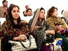 Asfandyar Wali Khan Press conference-Geo Reports-12 Nov 2014