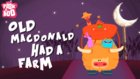 Old Macdonald Had A Farm - Nursery Rhymes With The Dubby Dubs | English Rhymes For Children