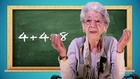 100 Year Old Math Teacher explains how idiotic Common Core is