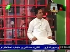 Gul Panra interview for Jwandon Tv Afghanistan