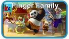 Finger Family Songs- KungFu Panda-Cartoon Movie Rhymes  Nursery Rhymes for Children
