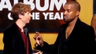 KANYE WEST LETS BECK FINISH AT 2015 GRAMMY AWARDS & SAM SMITH WINS THEM ALL