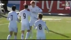 Martin Odegaard First Goal for Real Madrid Castilla vs. Barakaldo
