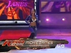 Women's Championship: Beth Phoenix (c) vs. Melina vs. Mickie James