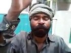 Drunk Man Singing Sharabi Daru Song