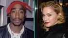 Madonna Tells Howard Stern She Dated Tupac